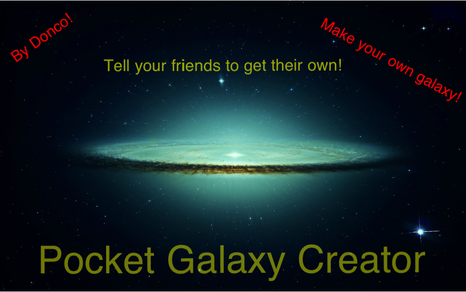 Pocket Galaxy